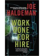 Work Done for Hire - Joe Haldeman