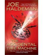Accidental Time Machine - Joe Haldeman