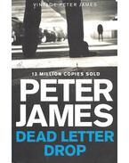 Dead Letter Drop - Peter James