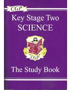 Key Stage Two Science - The Study Book - HALLAM, GEMMA (edt)