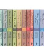 History of Kings and Queens Collection - 10 Books Pack - Fraser, Antonia