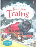 See Inside Trains - Chisholm, Jane