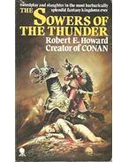 The Sowers of the Thunder - Howard, Robert E.
