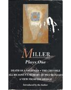 Death of a Salesman - The Crucible - All My Sons - A Memory of Two Mondays - A View from the Bridge - Arthur Miller