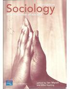 Sociology - making sense of society (third edition) - MARSH, IAN (edt)