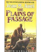 The Plains of Passage - Jean M. Auel
