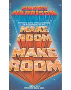 Make Room! Make Room! - Harrison, Harry