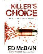 Killer's Choice - an 87th precinct novel - Ed McBain