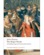 John Donne - The Major Works - John Donne