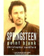 Springsteen - point blank - Sandford, Christopher