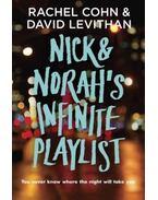 Nick and Norah's Infinite Playlist - COHN, RACHEL - LEVITHAN, DAVID