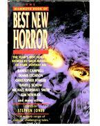 The Mammoth Book of Best New Horror - JONES, STEPHEN