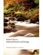 Selected Poems and Songs - Burns Róbert