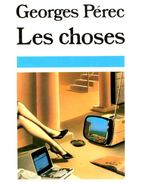 Les choses - Perec, Georges