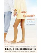 One Summer: The Blue Bistro and the Love Season - Elin Hilderbrand