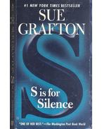 S is for Silence - Sue Grafton