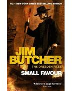Small Flavour - The Dresden Files novel - Jim Butcher