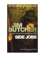 Side Jobs - Stories from the Dresden Files - Jim Butcher