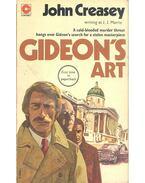 Gideon's Art - Creasey, John