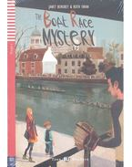 The Boat Race Mystery - Stage 1 (+CD) - BORSBEY, JANET - SWAN, RUTH