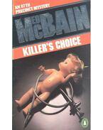 Killer's Choice - Ed McBain
