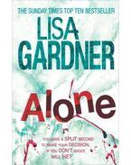 Alone - Lisa Gardner