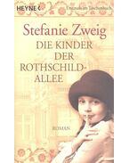 Die Kinder der Rothschildallee - Stefanie Zweig