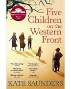 Five Children on the Western Front - Kate Saunders
