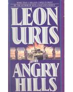 The Angry Hills - Leon Uris