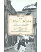 The Great Escape - Marton Kati