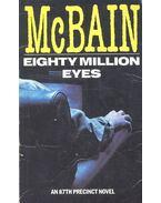 Eighty Million Eyes - Ed McBain