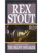 The Silent Speaker - Stout, Rex