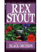 Black Orchids - Stout, Rex