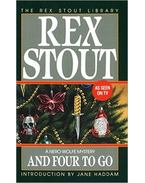 And Four to Go - Stout, Rex