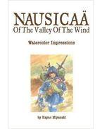 The Art of Nausicaä of the Valley of the Wind - HAYAO, MIYAZAKI