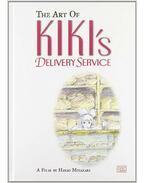 The Art of Kiki's Delivery Service - HAYAO, MIYAZAKI