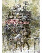 The Art of Howl's Moving Castle - HAYAO, MIYAZAKI