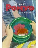 The Art of Ponyo on the Cliff - HAYAO, MIYAZAKI
