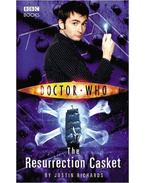 Doctor Who: The Resurrection Casket - RICHARDS, JUSTIN