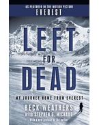 Left for Dead: My Journey Home from Everest - WEATHERS, BECK - MICHAUD, STEPHEN G.
