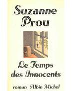 Le temps des innocents - Prou, Suzanne