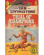 Trial of Champions - Livingstone, Ian