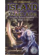 Island of the Lizard King - Livingstone, Ian