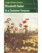 In A Summer Season - Taylor, Elizabeth
