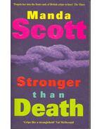 Stronger than Death - Manda Scott