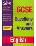 GSCE - Questions and Answers - BARR, IAN - WALTON, CHRIS