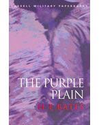 The Purple Plain - H. E. Bates