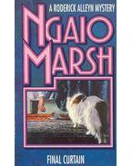 Final Curtain - Marsh, Ngaio
