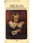 Poems and Selected Prose - Milton, John