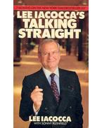 Talking Straight - Iacocca, Lee